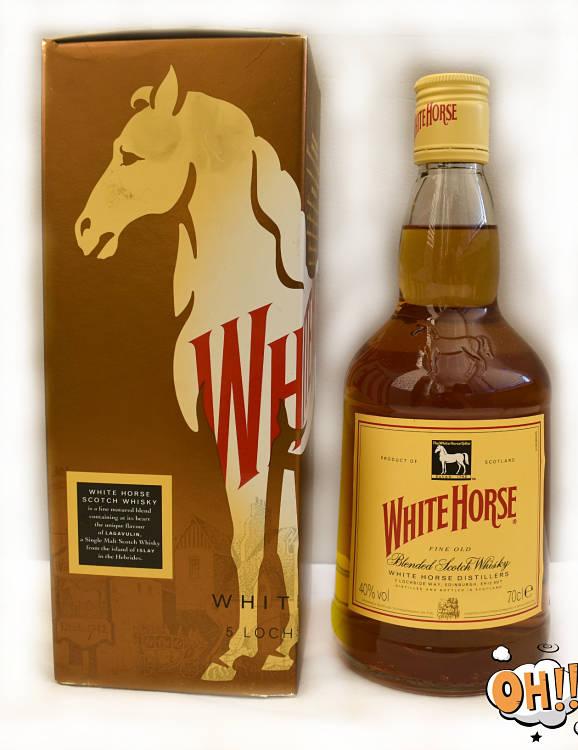 Подарок мужчине виски White Horse