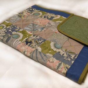 подарок одеяло ручной работы Цветы