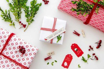 Идеи упаковки подарка