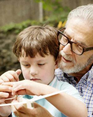 Что подарить дедушке?