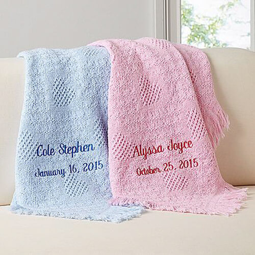 Детское хлопковое одеяло