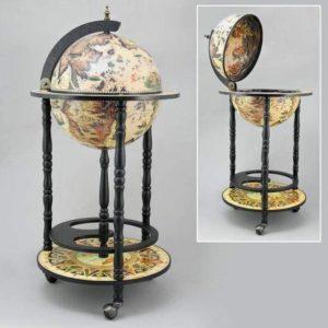 Бар глобус Мир приключений