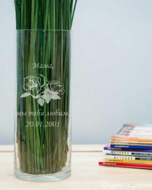 Подарочная ваза Розы