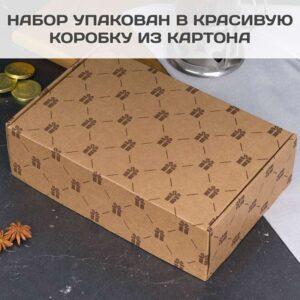Набор кружек в упаковке