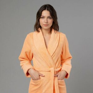 подарок для женщин халат с вышивкой Именной
