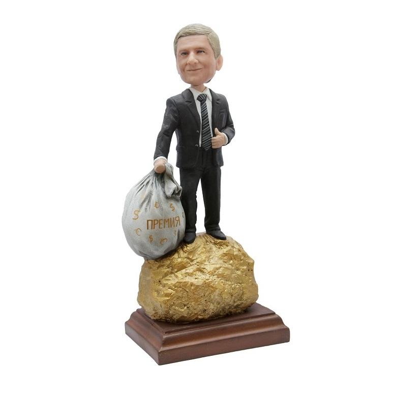 подарок кукла шарж для генерального директора
