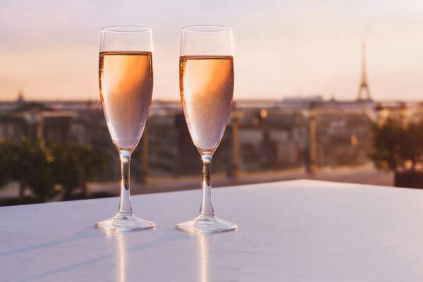 27 Цитат о шампанском