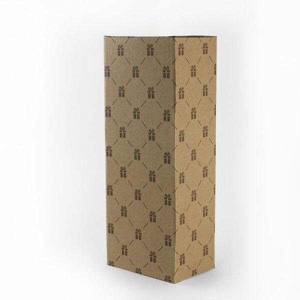 Именная ваза в упаковке