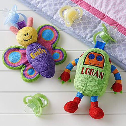 игрушка держатель соски
