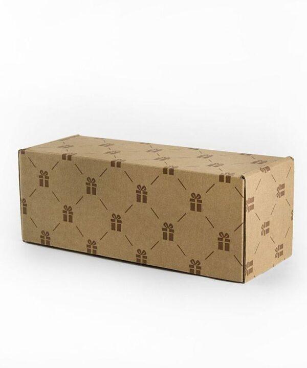 Упаковка фужера для шампанского