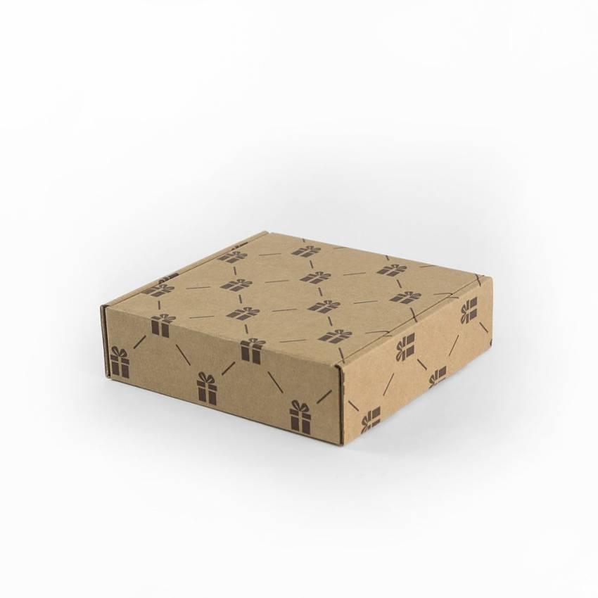 Картонная упаковка для прикольного фартука.