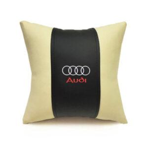автоподушка с логотипом Ауди