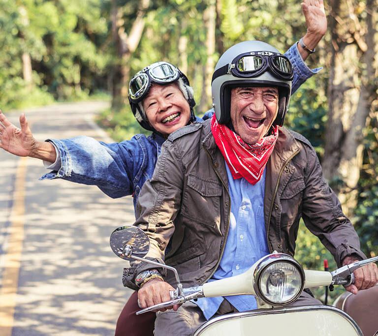 Счастливые пенсионные цитаты