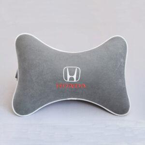 Автоподушка на подголовник Хонда в подарок