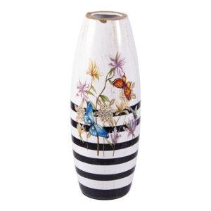 Подарочная ваза с декором